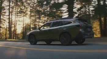 2020 Subaru Outback TV Spot, 'Easy Commute' [T1]