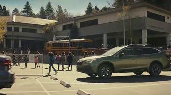2020 Subaru Outback TV Spot, 'Easy Commute' [T1] - Thumbnail 7