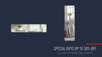 Bassett Presidents Day Sale TV Spot, 'Special Buys' - Thumbnail 1