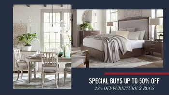 Bassett Presidents Day Sale TV Spot, 'Special Buys' - Thumbnail 2