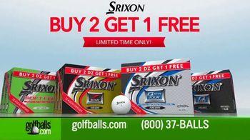 Golfballs.com TV Spot, 'Srixon: BOGO and Personalization' - Thumbnail 2