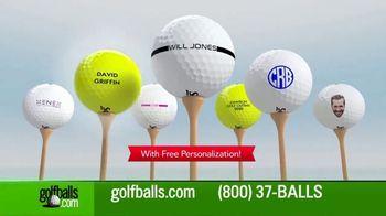 Golfballs.com TV Spot, 'Srixon: BOGO and Personalization' - Thumbnail 3