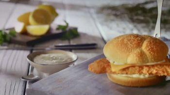 Bojangles' BojAngler Fish Sandwich TV Spot, 'Wise: No Pricing' - Thumbnail 1
