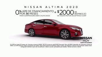 Nissan Hoy Evento de Ahorros TV Spot, 'Partido de baloncesto' [Spanish] [T2] - Thumbnail 8