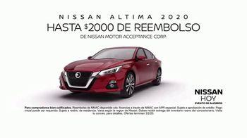 Nissan Hoy Evento de Ahorros TV Spot, 'Partido de baloncesto' [Spanish] [T2] - Thumbnail 7