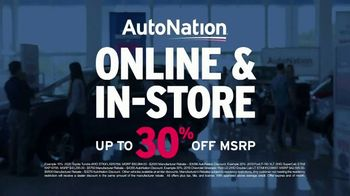 AutoNation Weekend of Wow TV Spot, 'Extended' - Thumbnail 6