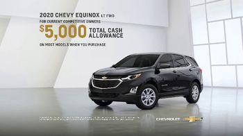 2020 Chevrolet Equinox TV Spot, 'How It Works' [T2] - Thumbnail 8