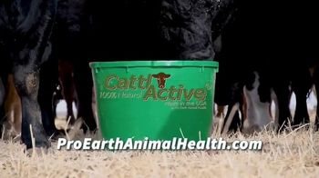 Pro Earth Animal Health Cattle Active Lick Tubs TV Spot, 'Solutions' - Thumbnail 10