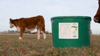 Pro Earth Animal Health Cattle Active Lick Tubs TV Spot, 'Solutions'