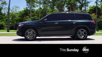 Mercedes-Benz GLS TV Spot, 'ABC: The Pinnacle of SUVs' [T1] - Thumbnail 9