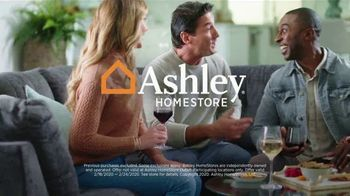 Ashley HomeStore Presidents Day Sale TV Spot, 'Extended: Hot Buys' Song by Midnight Riot - Thumbnail 8
