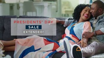 Ashley HomeStore Presidents Day Sale TV Spot, 'Extended: Hot Buys' Song by Midnight Riot - Thumbnail 2