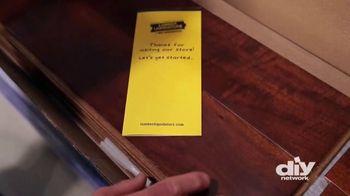 Lumber Liquidators TV Spot, 'DIY Network: Install Click Flooring' - Thumbnail 2