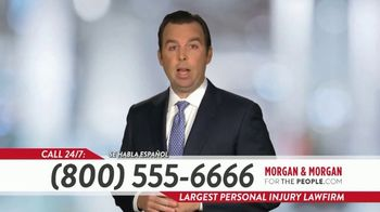 Morgan and Morgan Law Firm TV Spot, 'Hiring A Personal Injury Lawyer? Hire Experience' - Thumbnail 3