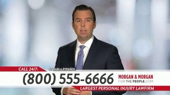 Morgan and Morgan Law Firm TV Spot, 'Hiring A Personal Injury Lawyer? Hire Experience' - Thumbnail 4