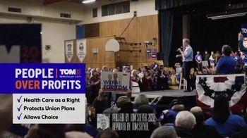 Tom Steyer 2020 TV Spot, 'People Over Profits' - Thumbnail 10