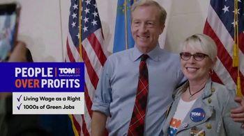 Tom Steyer 2020 TV Spot, 'People Over Profits' - Thumbnail 4