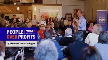 Tom Steyer 2020 TV Spot, 'People Over Profits' - Thumbnail 7