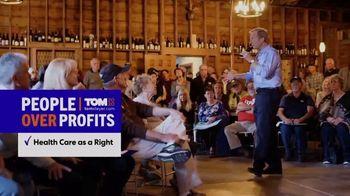 Tom Steyer 2020 TV Spot, 'People Over Profits' - Thumbnail 8