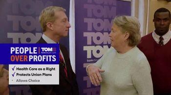 Tom Steyer 2020 TV Spot, 'People Over Profits' - Thumbnail 9
