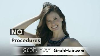 Groh TV Spot, 'Brows, Lashes and Hair' - Thumbnail 5