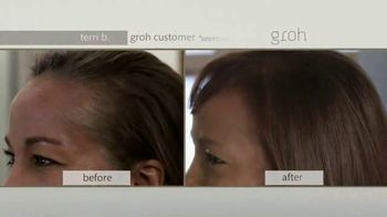 Groh TV Spot, 'Brows, Lashes and Hair' - Thumbnail 6