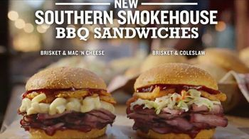 Arby's Southern Smokehouse BBQ Sandwiches TV Spot, 'What More Do You Need' Song by YOGI - Thumbnail 6