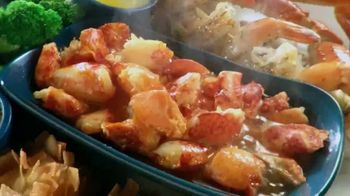 Red Lobster Create Your Own Ultimate Feast TV Spot, 'Lobster and Shrimp Rangoon'