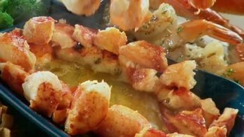 Red Lobster Create Your Own Ultimate Feast TV Spot, 'Lobster and Shrimp Rangoon' - Thumbnail 1