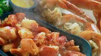Red Lobster Create Your Own Ultimate Feast TV Spot, 'Lobster and Shrimp Rangoon' - Thumbnail 5