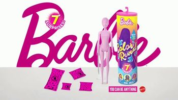 Barbie Color Reveal TV Spot, 'Prepare to be Amazed'