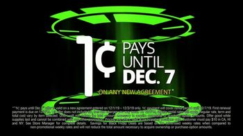 Rent-A-Center Cyber Monday TV Spot, 'Gear Up' - Thumbnail 4