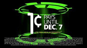 Rent-A-Center Cyber Monday TV Spot, 'Gear Up' - Thumbnail 5
