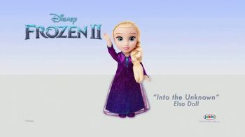 Disney Frozen II Into the Unknown Elsa Doll TV Spot, 'Mysteries of the Past' - Thumbnail 10