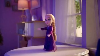 Disney Frozen II Into the Unknown Elsa Doll TV Spot, 'Mysteries of the Past' - Thumbnail 2