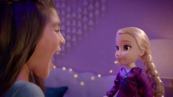 Disney Frozen II Into the Unknown Elsa Doll TV Spot, 'Mysteries of the Past' - Thumbnail 4