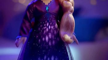 Disney Frozen II Into the Unknown Elsa Doll TV Spot, 'Mysteries of the Past' - Thumbnail 6