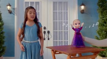 Disney Frozen II Into the Unknown Elsa Doll TV Spot, 'Mysteries of the Past' - Thumbnail 8