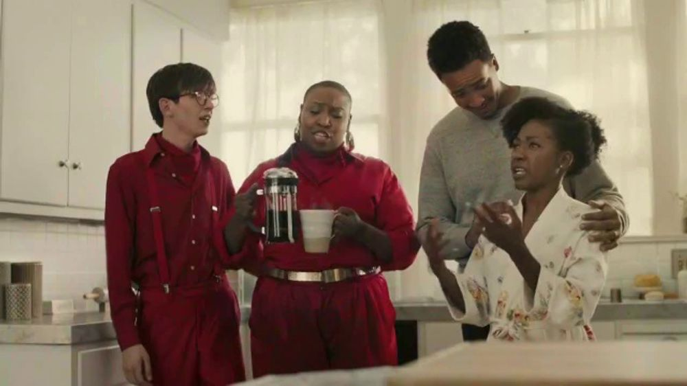Folgers TV Commercial, 'The Visit'