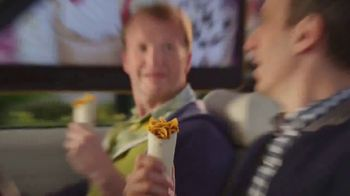 Sonic Drive-In Fritos Chili Cheese Jr. Wrap TV Spot, 'That's a Wrap' - Thumbnail 4