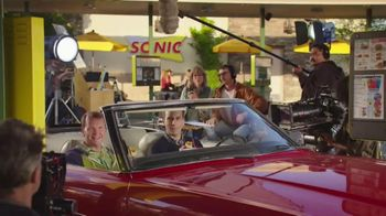 Sonic Drive-In Fritos Chili Cheese Jr. Wrap TV Spot, 'That's a Wrap' - 3790 commercial airings