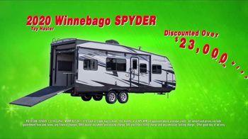 La Mesa RV Holiday RV Show TV Spot, '2020 Winnebago Spyder' - Thumbnail 5