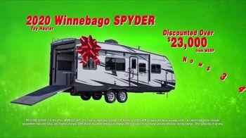 La Mesa RV Holiday RV Show TV Spot, '2020 Winnebago Spyder' - Thumbnail 6