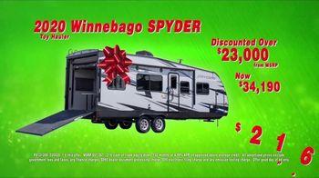 La Mesa RV Holiday RV Show TV Spot, '2020 Winnebago Spyder' - Thumbnail 7