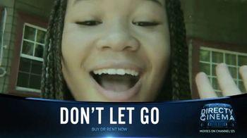 DIRECTV Cinema TV Spot, 'Don't Let Go' - Thumbnail 1