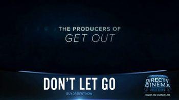 DIRECTV Cinema TV Spot, 'Don't Let Go' - Thumbnail 7