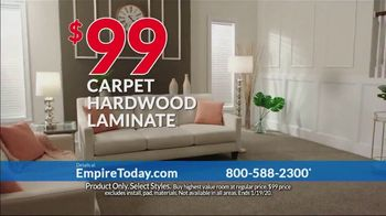 Empire Today $99 Sale TV Spot, 'Your Home Can Have an Entire New Look for the New Year' - Thumbnail 7