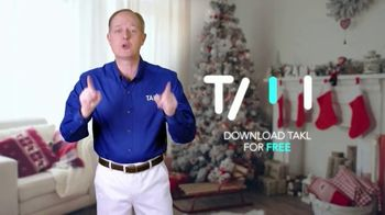 Takl TV Spot, 'Holidays: Santa's Toys' - Thumbnail 10