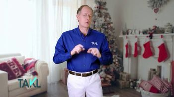 Takl TV Spot, 'Holidays: Santa's Toys' - Thumbnail 7