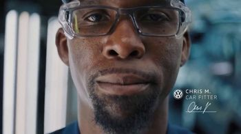 Volkswagen TV Spot, 'Chris: The People Behind the Car' [T1]